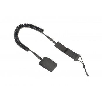 E-Quad électrique 800 Watts - Noir/Orange