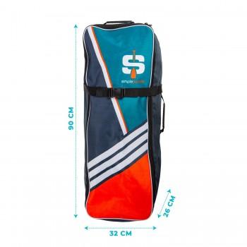 Trottinette électrique Bumber KID - 120 W - Bleue