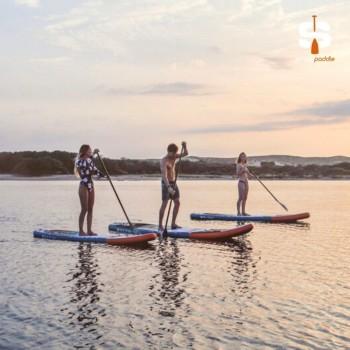 Trampoline BUMBER SPORTS Deluxe 10FT- ø 305 cm- Noir Pack Complet